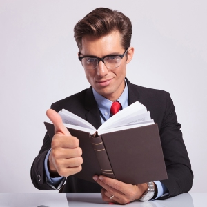 young-business-man-reading