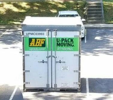 JV Cargo trailer