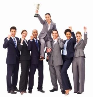 Winning Sales Team