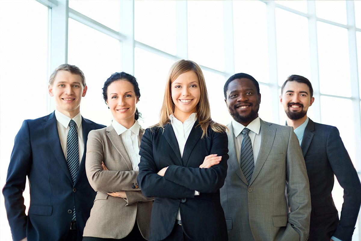 Balanced Sales Team